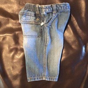 OshKosh Jeans size 3 months